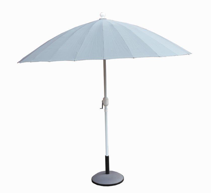 parasoll med tiltfunktion