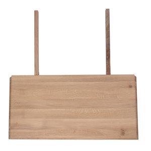 Tilläggsskiva till Isabell matbord 45 cm