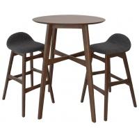 Bargrupp Ludvig - Bord + 2 stolar