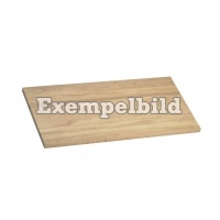 Elmwood tilläggsskiva - Vit/Brunbets