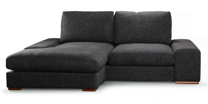 Quattro divansoffa 2-sits - 225 cm