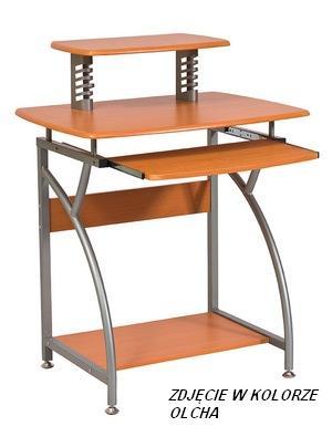 Skrivbord Murrieta mörkbrun