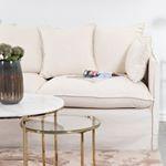 Soffan som verkligen ger en skön retro-men-ändå-ny-stil!