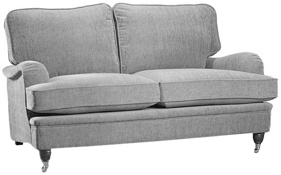 Howard Luxor soffa 3-sits - Valfri färg!