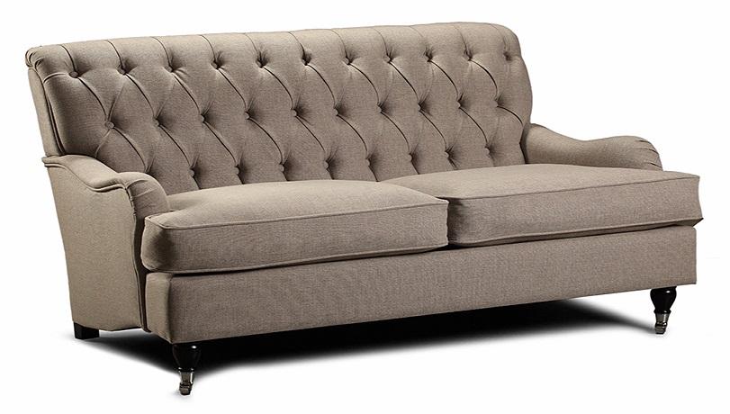 Howard Hamilton 4-sits soffa - Valfri Färg!