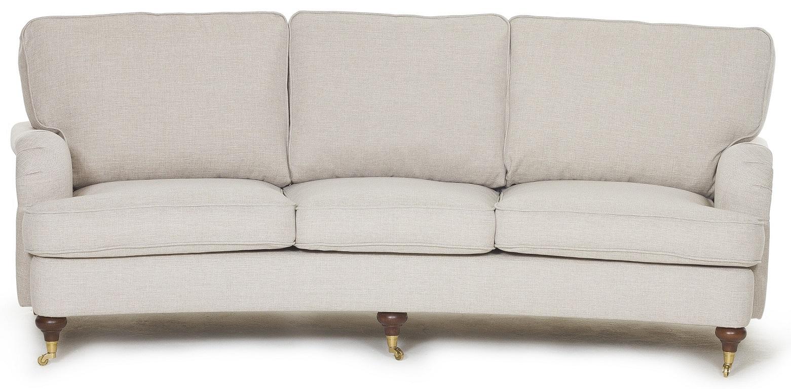 Howard Watford 4-sits svängd soffa - Beige