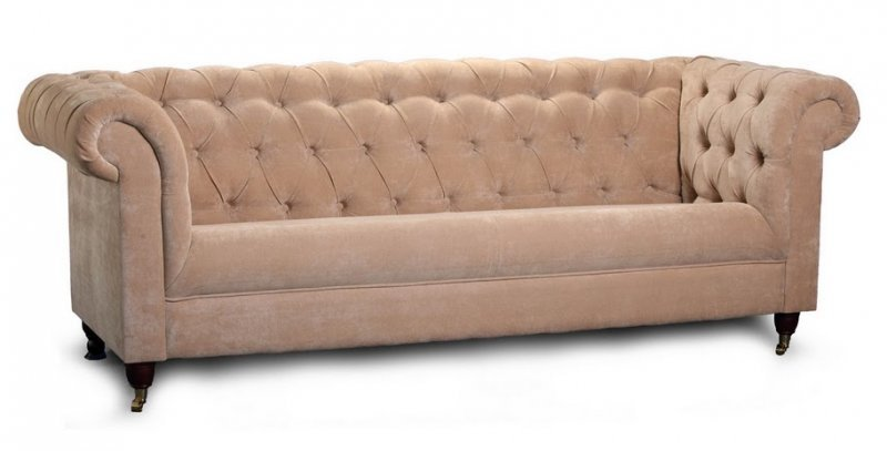 Chesterfield Howster Classic 3-sits soffa - Valfri färg!