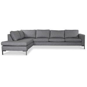 Focus 3-sits soffa med öppet avslut - Vänster
