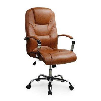 Janelle kontorsstol - ljusbrun