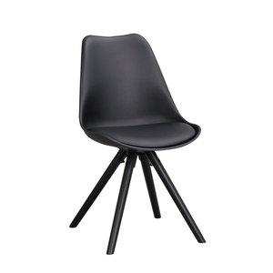 Melle stol - Svart