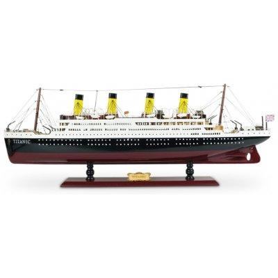 Old Sailor Modellbåt Titanic - 80 cm