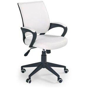 Emely skrivbordsstol - vit