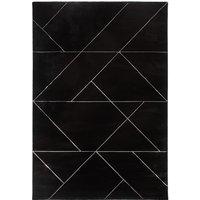 Maskinvävd matta - Deluxe Royal Silver