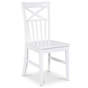 Mellby stol - Vit
