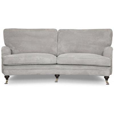 Howard Spirit svängd soffa - Grå (Manchester)