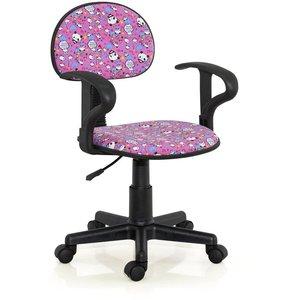 Penelope skrivbordsstol - Lila