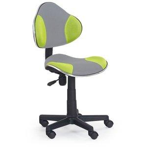 Cesar skrivbordsstol - Grå/grön