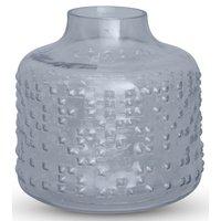 Vas Circle H19 cm - Clear