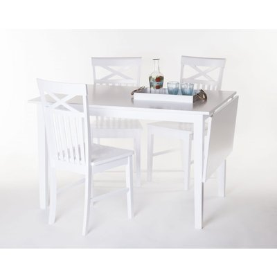 Solliden matgrupp - Bord inklusive 4 st stolar