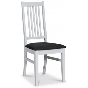 Gåsö stol - Grå/vit