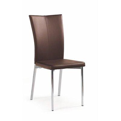Graham stol - mörk brun