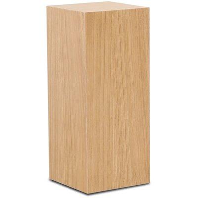 Piedestal LineDesign wood 60 cm - Ek
