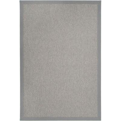 Flatvävd matta Winston - Taupe/grå