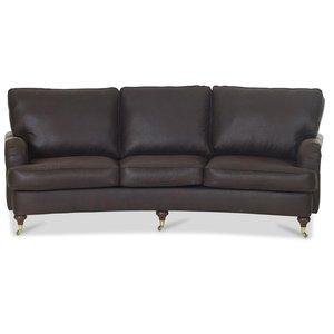 Howard Watford Deluxe 4-sits svängd soffa - Old Vintage