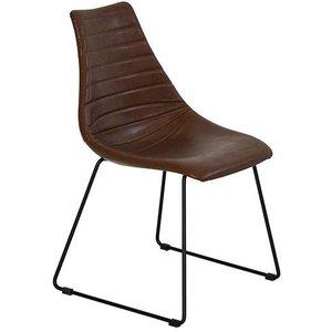 Norrköping stol - Brun