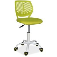 Skrivbordsstol Sidney - Grön/vit