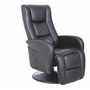 Bibi reclinerfåtölj - Svart