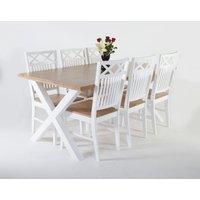Örebro matgrupp - Bord inklusive 6 st stolar
