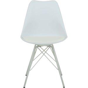 Sollefteå stol - Vit