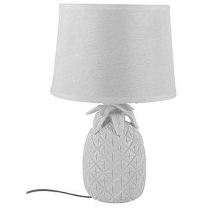 Bordslampa Tropic Ananas - Vit