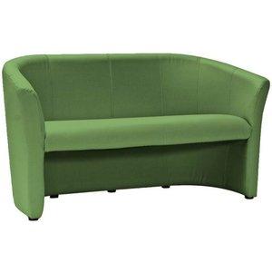 Charity 3-sits soffa - Grön (PU)