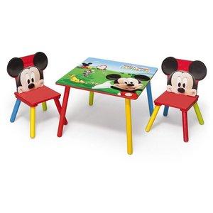 Musse Pigg bord och stolar