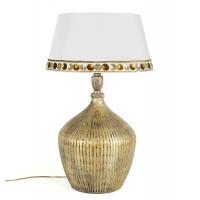 Bordslampa Wood 54 - Guld