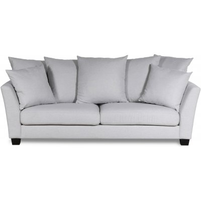Arild 2,5-sits soffa med kuvertkuddar - Offwhite linne