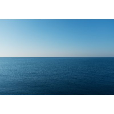 Glastavla Sea View - 120x80 cm