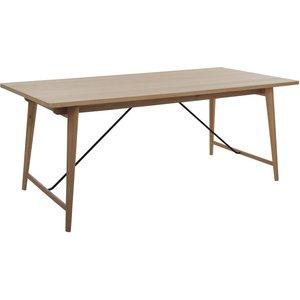 Bergstena matbord - Ekfaner