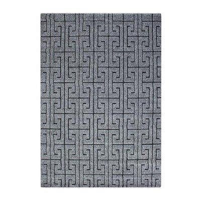 Maskinvävd matta Toribio - Grå