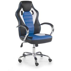 Begum skrivbordsstol - Vit/svart