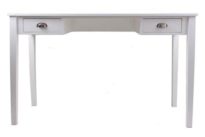 Unika Skrivbord Max med 2 lådor - Vit - 2495 kr - Trendrum.se XM-47