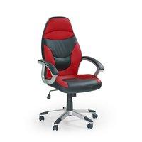 Scarlet stol - svart/röd