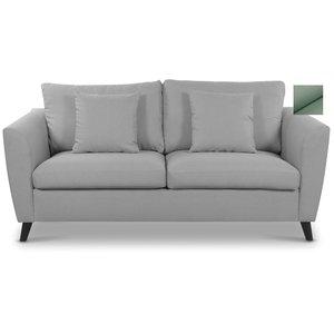 Rocco 3-sits soffa - Dimgrön