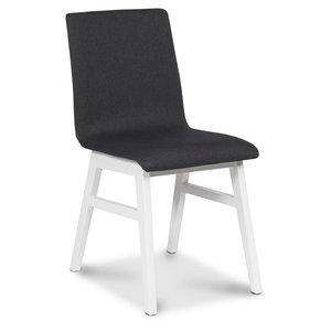 Molly stol - Grå/Vit