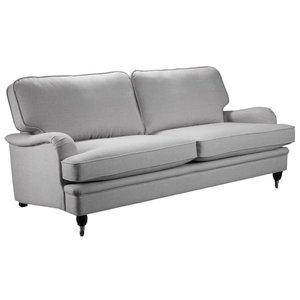 Howard Luxor soffa 3.5-sits - Valfri färg!