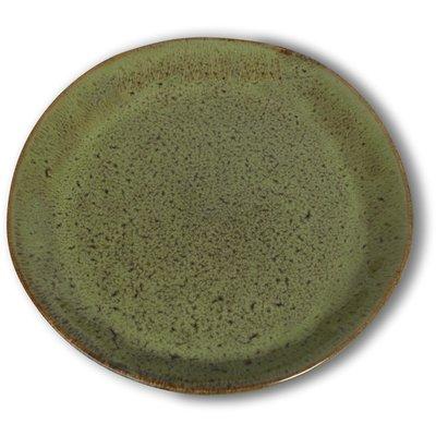 Dreja assietter 4 st i ett set - Grön