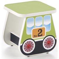 Tuffe barnbord 60x60 cm - Grön
