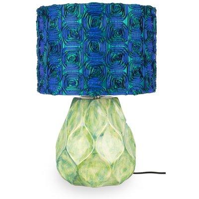 Lampfot TT133440 - Turkosgrön